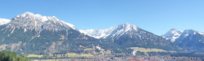 Ferienwohnung in Oberstdorf